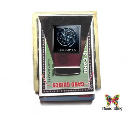 Game of Thrones House Targaryen Money Clip Money Clips