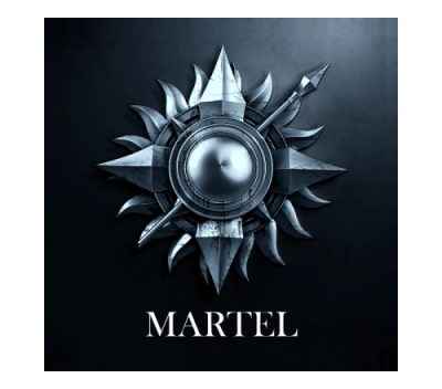 Game of Thrones Martel Keyring