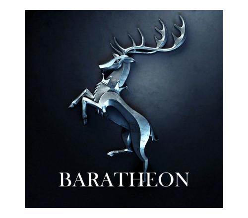 Game of Thrones House of Baratheon Money Clip