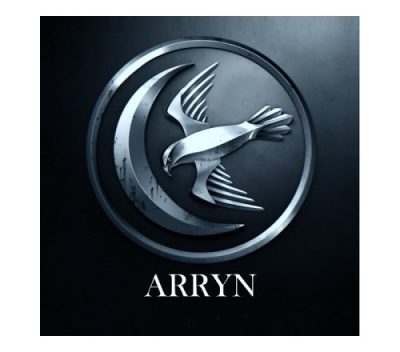 Game of Thrones Arryn Keyring