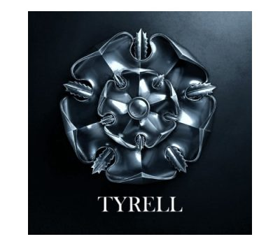 Game of Thrones Tyrell Keyring