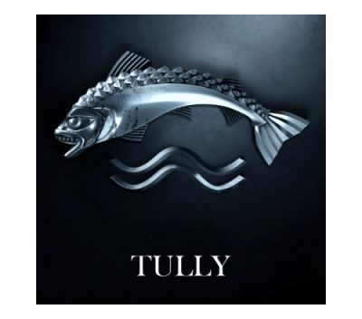 Game of Thrones Tully Keyring