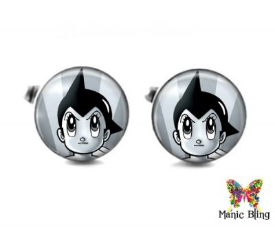 Astro Boy Cufflinks Cufflinks & Tie Tacks