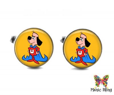 Underdog Cufflinks Cufflinks & Tie Tacks
