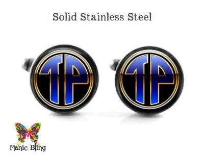 Monogram Cufflinks Cufflinks & Tie Tacks