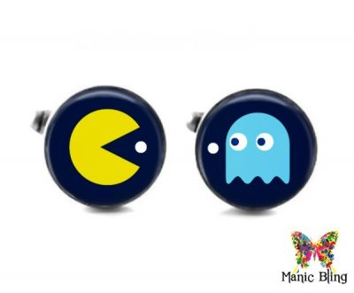 Pac Man Cufflinks Cufflinks & Tie Tacks