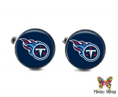 Titans Cufflinks Cufflinks & Tie Tacks