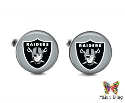 Raiders Cufflinks Cufflinks & Tie Tacks