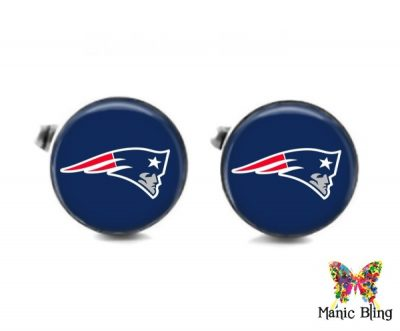 Patriots Cufflinks Cufflinks & Tie Tacks