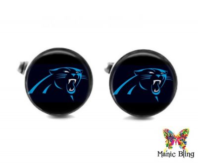 Panthers Cufflinks Cufflinks & Tie Tacks