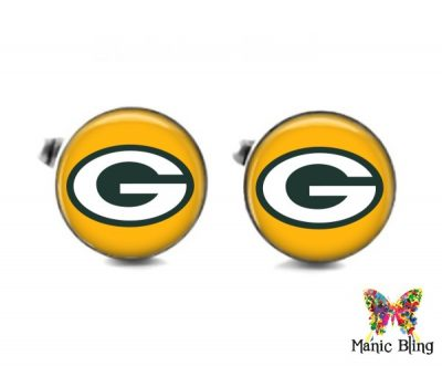 Packers Cufflinks Cufflinks & Tie Tacks