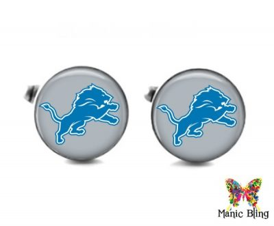 Lions Cufflinks Cufflinks & Tie Tacks