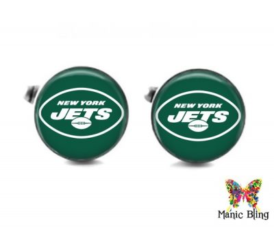 Jets Cufflinks Cufflinks & Tie Tacks
