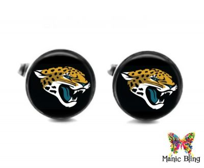 Jaguar Cufflinks Cufflinks & Tie Tacks