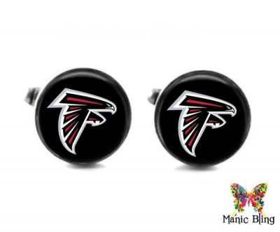 Falcons Cufflinks Cufflinks & Tie Tacks
