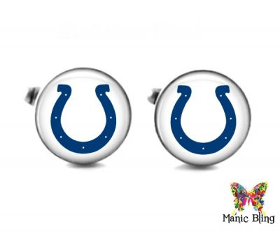 Colts Cufflinks Cufflinks & Tie Tacks