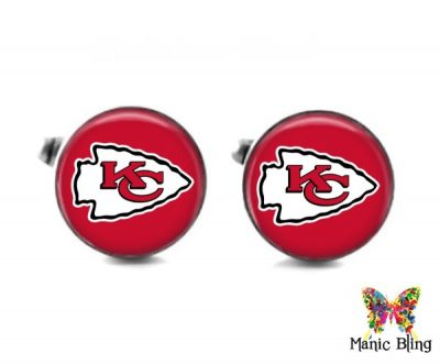 Chiefs Cufflinks Cufflinks & Tie Tacks