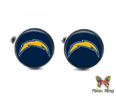 Chargers Cufflinks Cufflinks & Tie Tacks