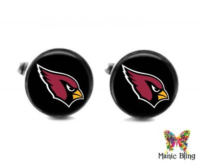 Cardinals Cufflinks Cufflinks & Tie Tacks
