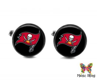 Buccaneers Cufflinks Cufflinks & Tie Tacks