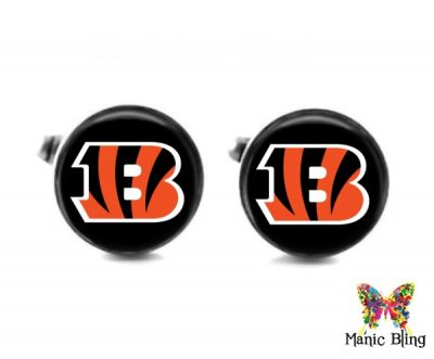 Bengals Cufflinks Cufflinks & Tie Tacks