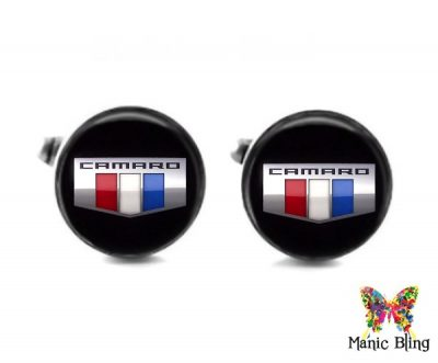Camero Cufflinks Cufflinks & Tie Tacks