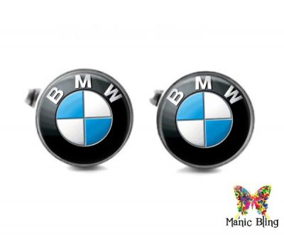 BMW Cufflinks Cufflinks & Tie Tacks
