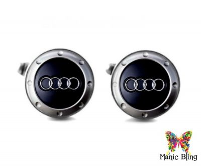 Audi Cufflinks Cufflinks & Tie Tacks