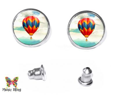 Balloon Stud Earrings Earrings