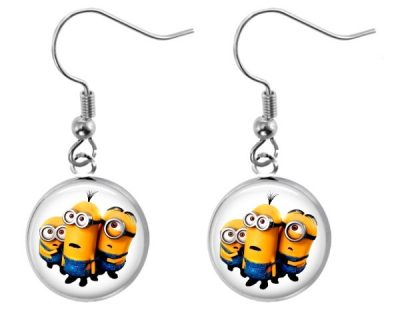 Minions Earrings