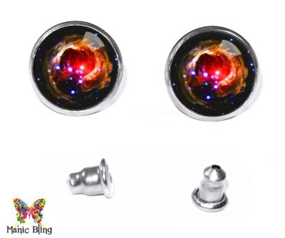 Space Stud Earrings Earrings