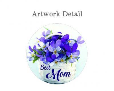 Best Mom Pendant