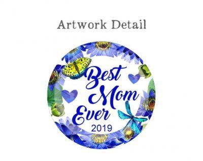 Best Mom Ever Pendant