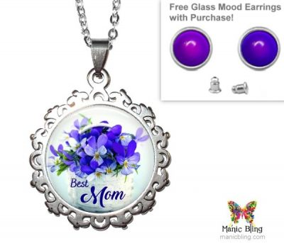 Best Mom Pendant Mother's Day