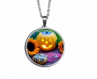 Colorful Halloween Pendant Halloween