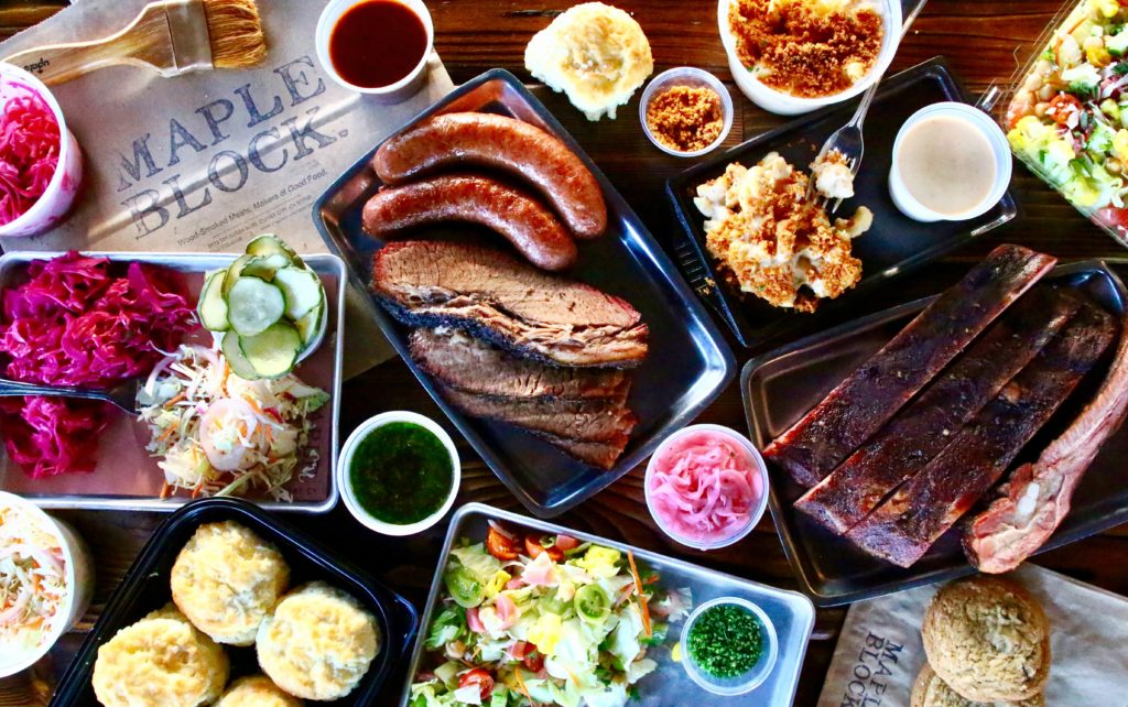 Family Meals To-Go_Maple Block Meat Co_BBQ_Culver City_Los Angeles authentic barbecue