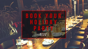 Book Your Holiday Party_Maple Block Meat Co_GROUP EVENTS