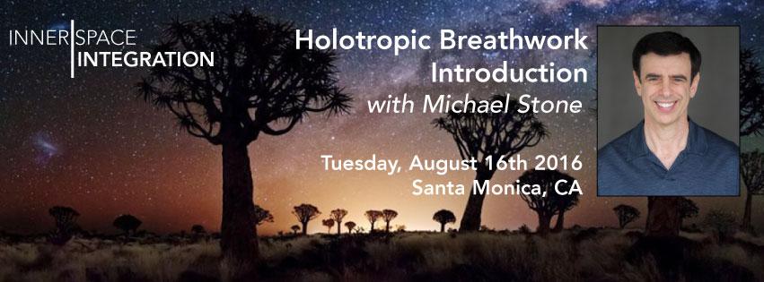 Holotropic Breathwork Introduction with Michael Stone (Santa