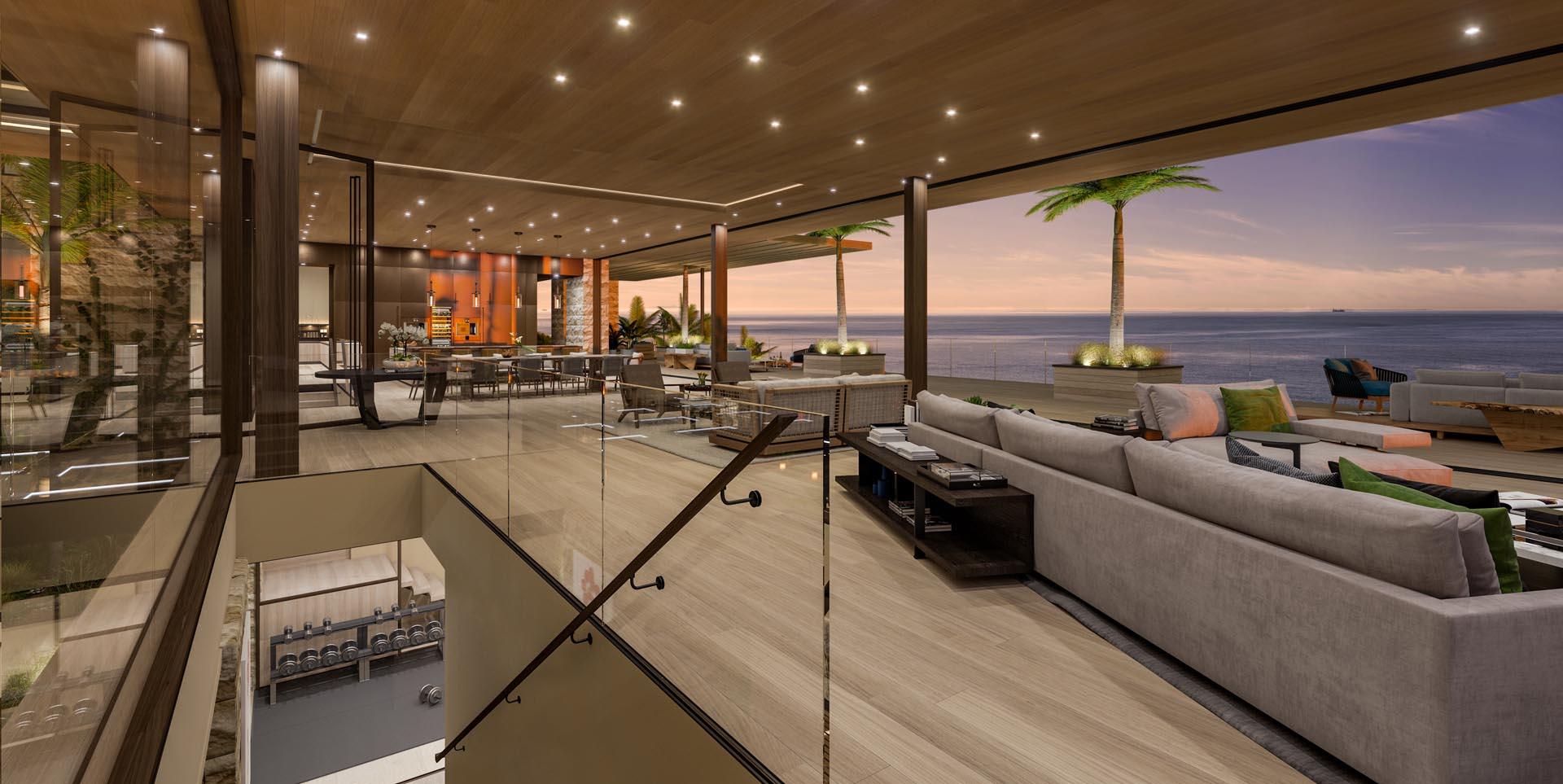 Lot 14 Marisol Malibu Great Room