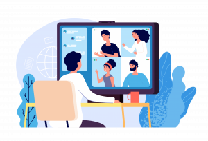 video-conferencing-connects-us-remotely