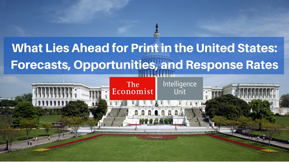 What Lies Ahead for Print in the United States: Forecasts, Opportunities, and Response Rates