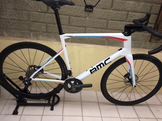 1c977ef0402 BMC roadmachine 01 Ultegra Di2 For Sale - 7358 - BicycleBlueBook.com
