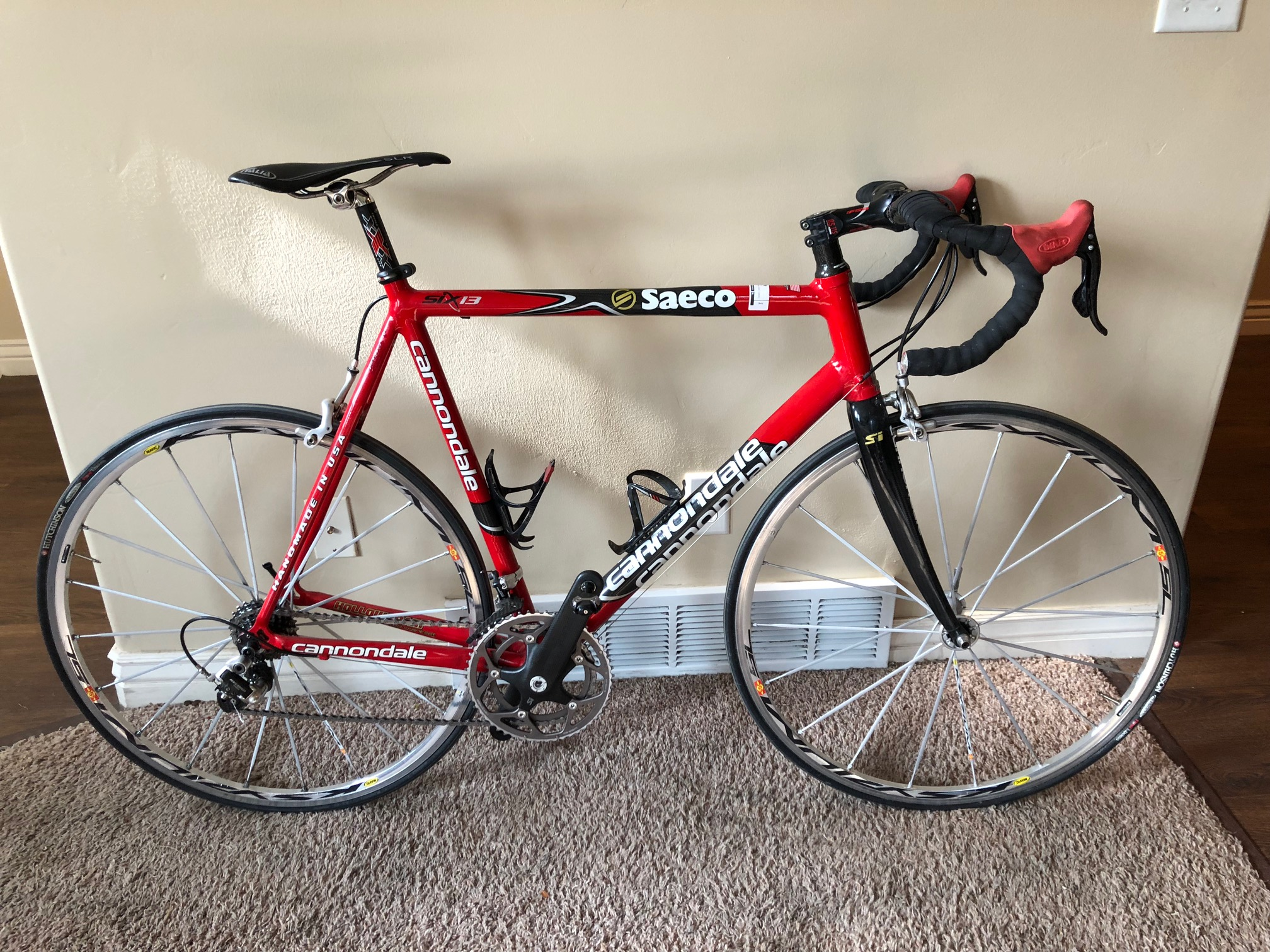 3704a771508 Cannondale Six13 Team Replica For Sale - 11238 - BicycleBlueBook.com