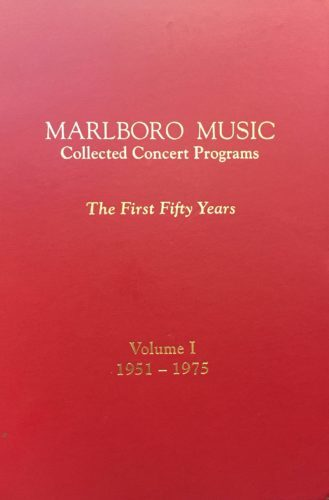 Collected Marlboro Programs (1951-2000)