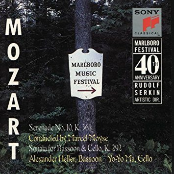 Marlboro Fest 40th Anniversary – Mozart