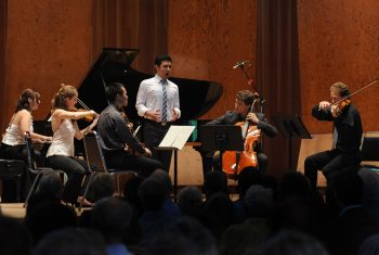 Musicians from Marlboro Shine at the Gardner Museum