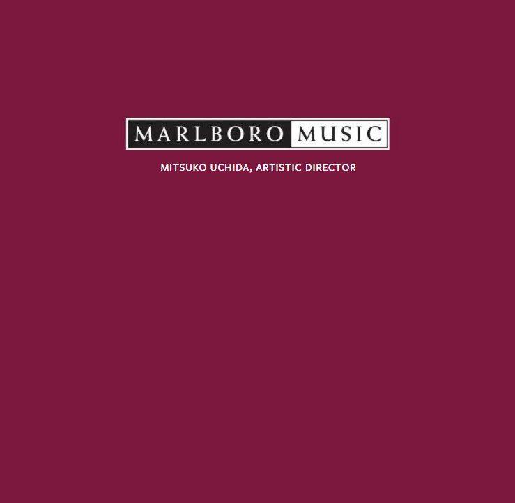 2017 Marlboro Program Book