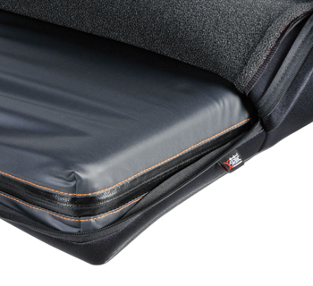 Innovative, Dual-Cover System with Extra Outer Cover