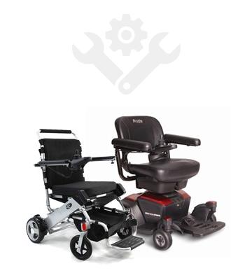 Electric Wheelchair Repair