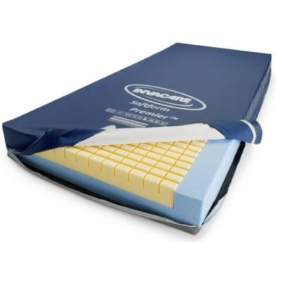 Invacare IPM1080 Softform Premier Therapeutic Support Mattress